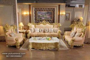 Kursi Sofa Tamu Mewah Terbaru
